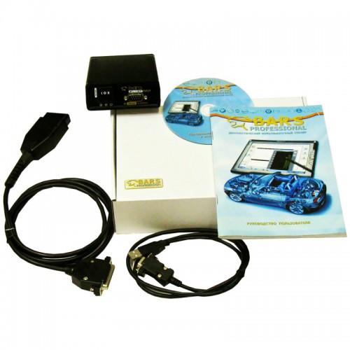 Мультимарочный автосканер Bars Silver Pro