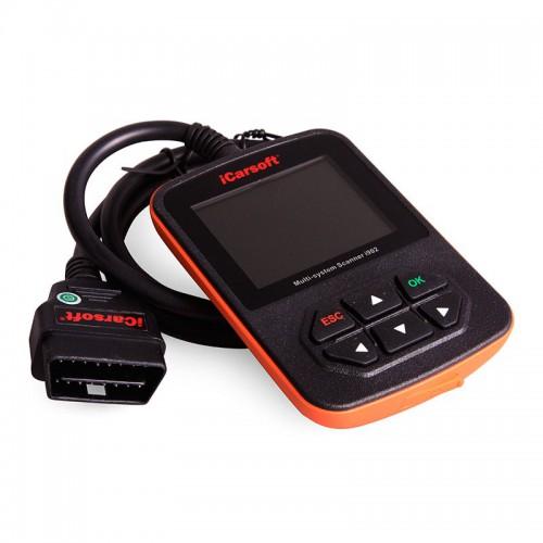 Icarsoft I902 - автосканер Opel