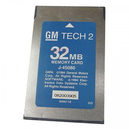 32 MB PCMCI карта для Tech2