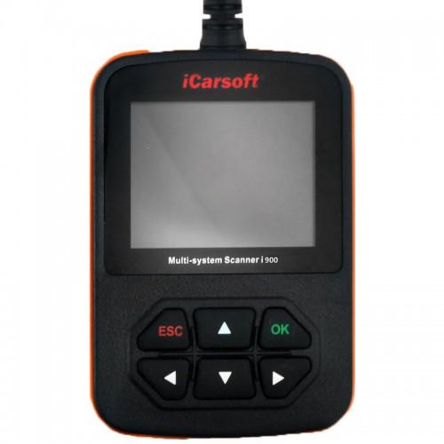 iCarsoft i909 - автосканер Mitsubishi/Mazda