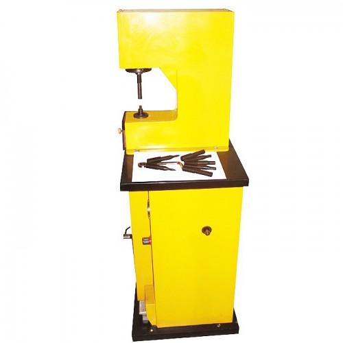 Пневмогидравлический стенд для наклепки тормозных накладок ТТН-410