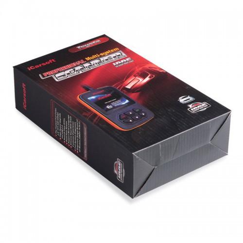 iCarsoft i905 - автосканер Toyota