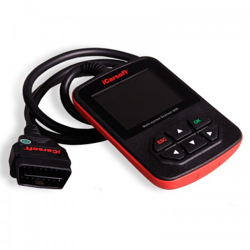 Icarsoft I980 - автосканер Mercedes Benz