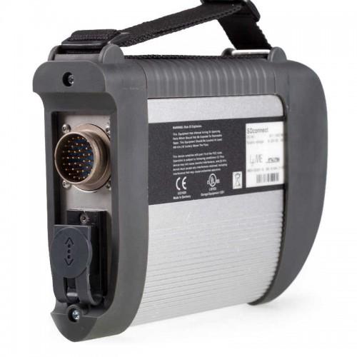 Диагностический автосканер Mercedes SD Connect 4