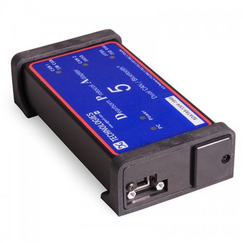 Диагностический сканер DPA 5 DUAL-CAN