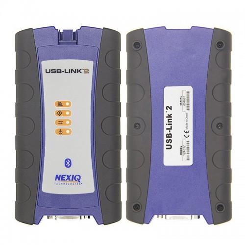 Nexiq USB-LINK 2 - Автосканер для диагностики американских грузовых автомобилей