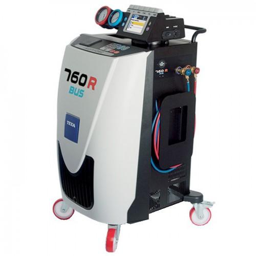 Texa Konfort 760R BUS автоматическая станция обслуживания кондиционеров