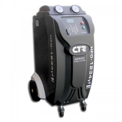 Автоматические станции для заправки кондиционеров Kristal Base 1234yf