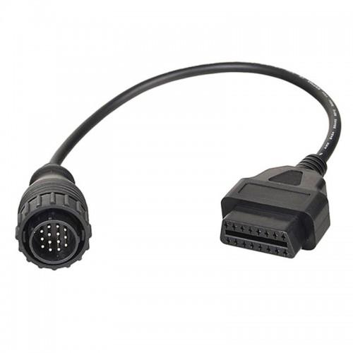 Переходник OBD II - MB Sprinter 14 pin