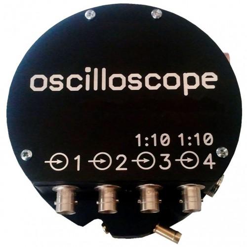 Стенд диагностики газовых форсунок + осциллограф GBO injector tester