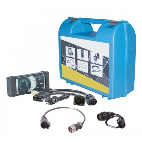 Диагностические сканеры IVECO EASY (базовый)