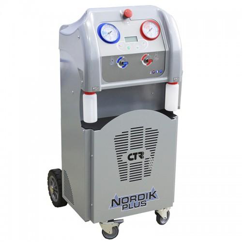 Автоматическая установка для заправки и обслуживания кондиционеров NORDIK PLUS