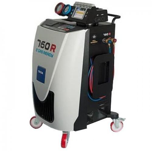 Texa Konfort 760R RID автоматическая станция для обслуживания кондиционеров