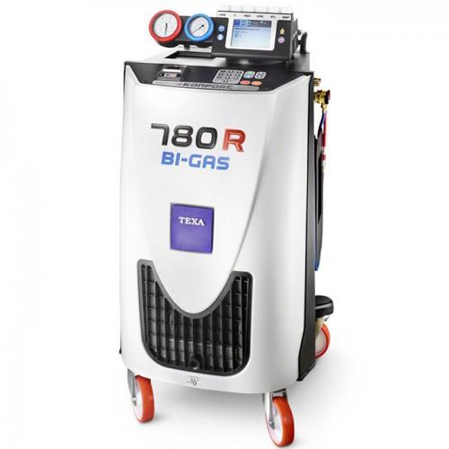 TEXA KONFORT 780R BI-GAS автоматическая станция для обслуживания кондиционеров