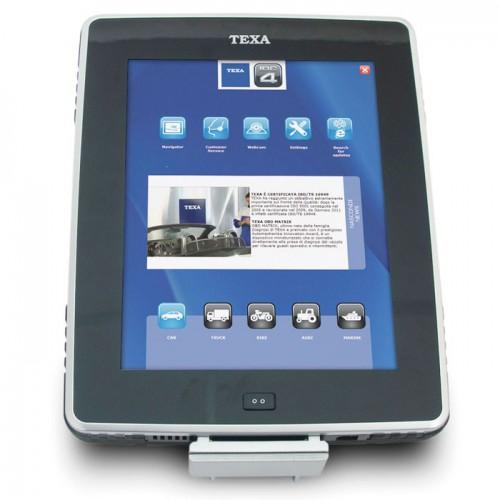 Texa Axone 4 - мультимарочный автомобильный сканер