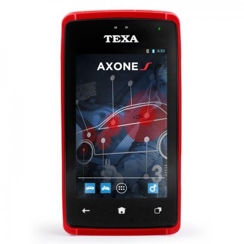Texa Axone S - компактный диагностический смартфон
