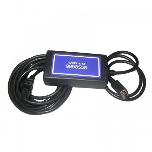 VOLVO INTERFACE 9998555 - сканер для грузовых автомобилей и спецтехники