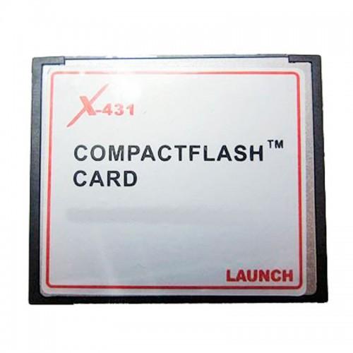 CF карта памяти для Launch X431