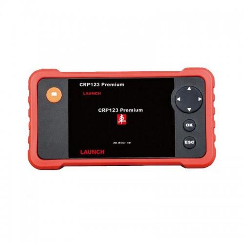 Launch CRP123 Premium - портативный автосканер