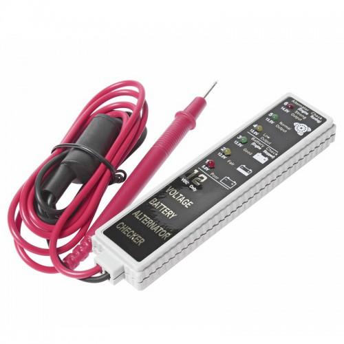 Тестер для АКБ и генератора со световым индикатором