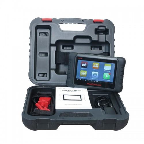 Maxicheck MX 808 - мультимарочный сканер