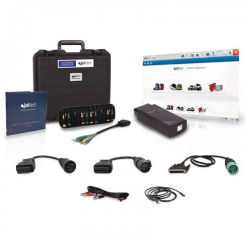 Jaltest ASIA мультимарочный диагностический сканер для азиатский грузовиков, автобусов и коммерческого транспорта