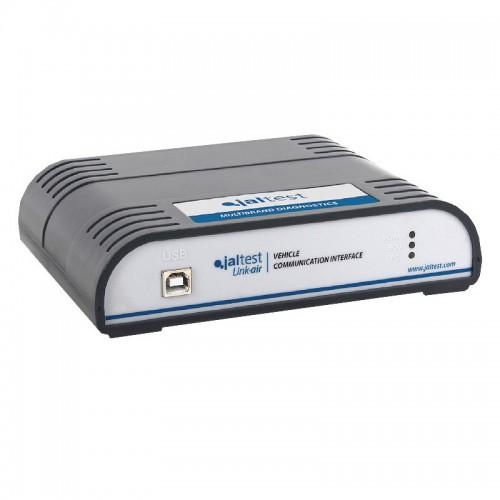 Jaltest LTL Version INFO Online автосканер для грузовых автомобилей