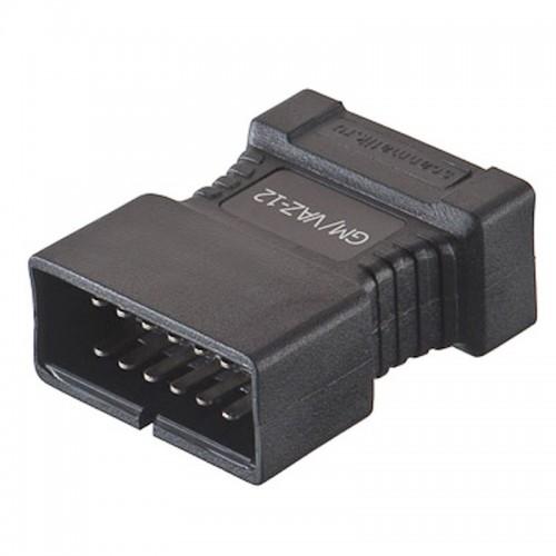GM VAZ 12 pin - переходник для Сканматик 2