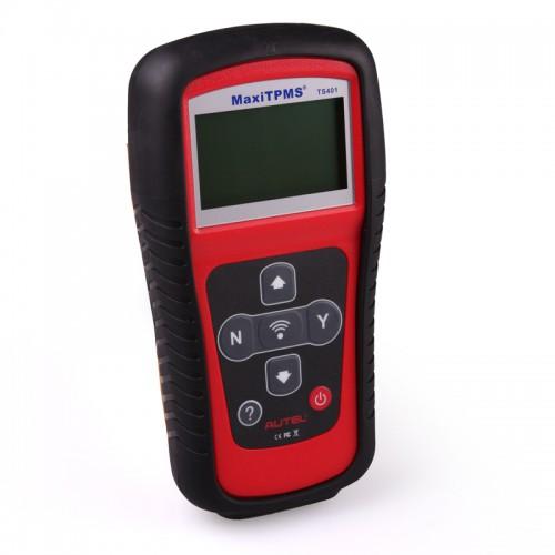 MaxiTPMS TS401 - калибровка датчиков TPMS без снятия