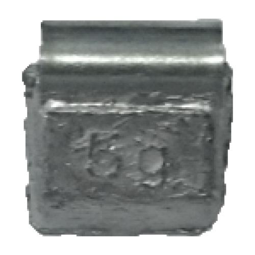 """Грузики балансировочные CLIPPER """"02"""", 5г, 200 шт"""