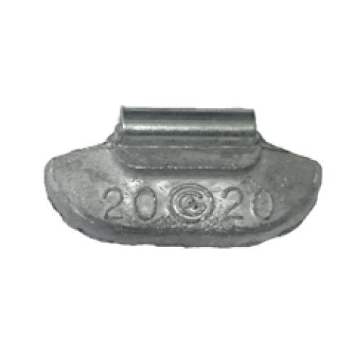 """Грузики балансировочные CLIPPER """"02"""", 20г, 100 шт"""