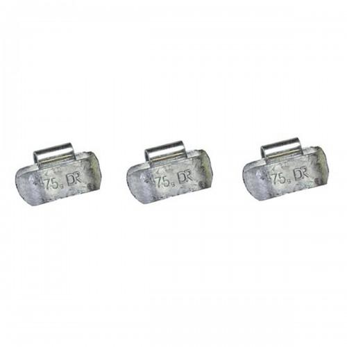 Грузики балансировочные CLIPPER для грузовых дисков 01075, 75г, 20 шт