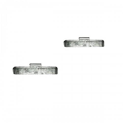 Грузики балансировочные CLIPPER для грузовых дисков 010400, 400г, 5 шт