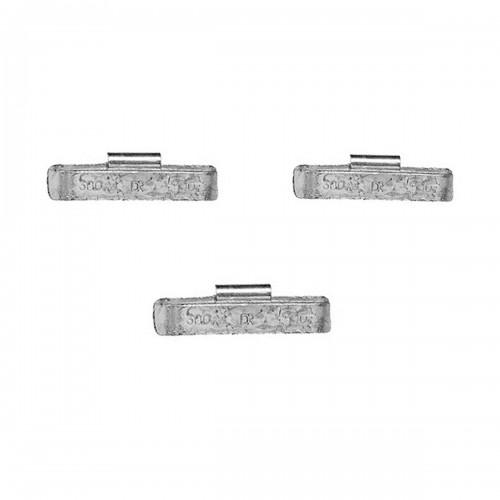 Грузики балансировочные CLIPPER для грузовых дисков 010300, 300г, 10 шт