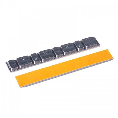 Грузики балансировочные самоклеющиеся CLIPPER 0041 набор 50 шт