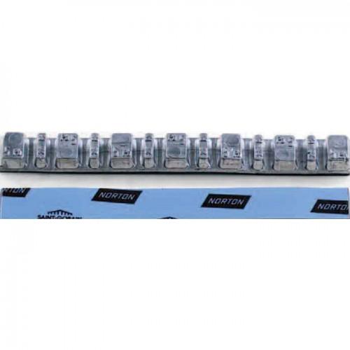 Грузики балансировочные самоклеющиеся CLIPPER 0064 набор 50 шт