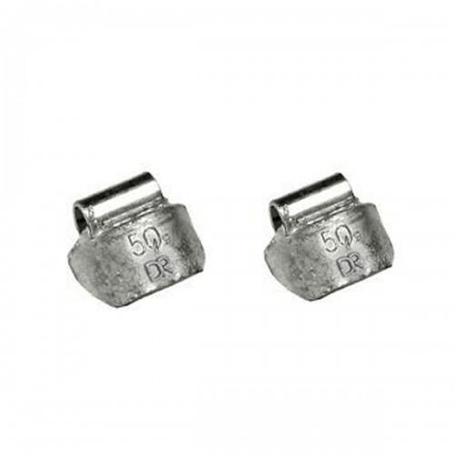 Грузики балансировочные CLIPPER для грузовых дисков 01050, 50г, 20 шт