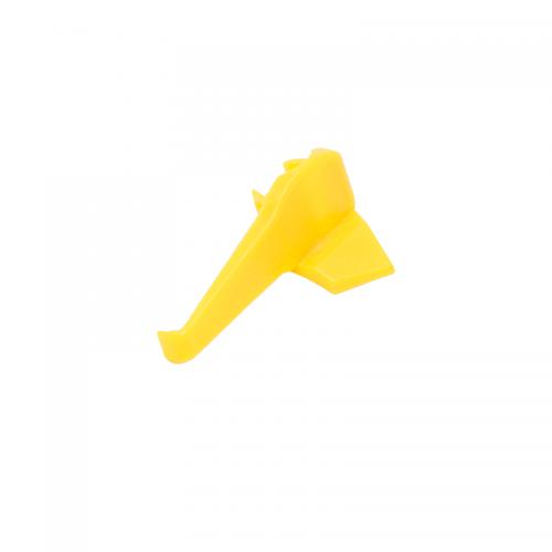 Защитная вставка в шмс головку, на ролик (пластик)