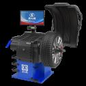 Балансировочный станок СИВИК ГЕЛИОС с УЗ (SIVIK GELIOS) СБМП-60/3D Plus (УЗ)