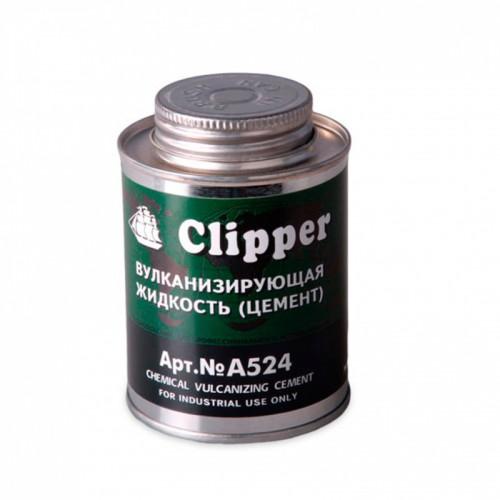 Клей для холодной вулканизации A524, 240 мл, CLIPPER