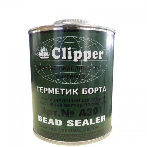 Герметик борта шин Clipper A301, 1 л.