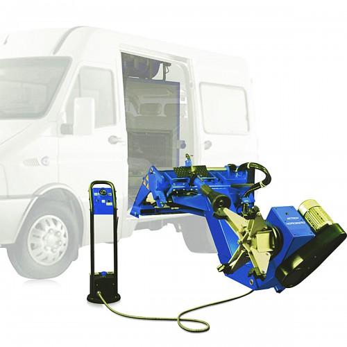 Шиномонтажный станок для грузовых авто NORDBERG 46TRKM