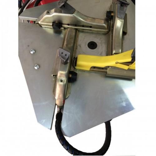 Шиномонтажный станок M&B TC328 IT 400V полуавтомат