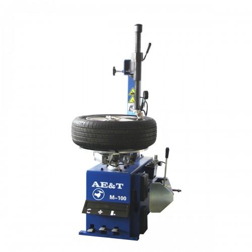 Шиномонтажный станок М-100 AE&T (220В) полуавтомат