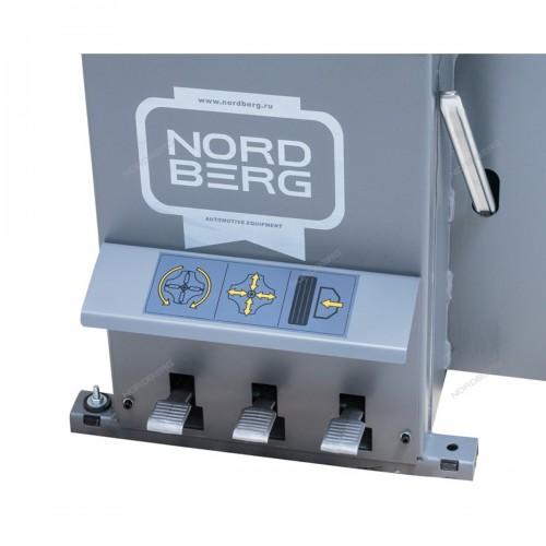Шиномонтажный станок Nordberg 4639 полуавтомат, 380В, 2 скорости