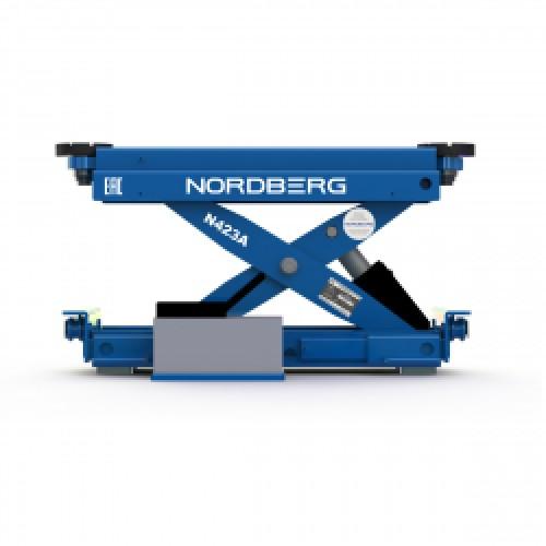 N28797 Траверса для подъемника Nordberg N423A, пневмогидравлическая,  г/п 2т.