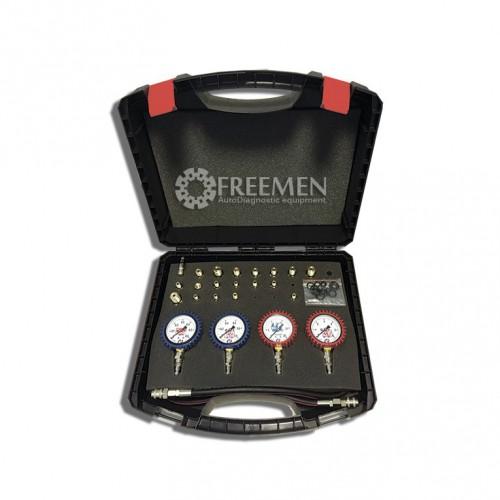 SMC-107 premium - Тестер давления масла в двигателе и трансмиссии