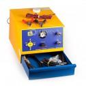 SMC-2001E - Cтенд для очистки топливных систем впрыска бензиновых и дизельных двигателей без их разборки
