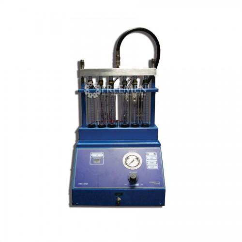Стенд для УЗ очистки и диагностики инжекторов, работающий от внешней пневмосети (Артикул: SMC-302Аmini)