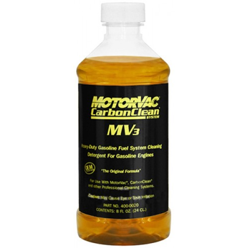 Детергент для очистки топливных систем бензиновых двигателей CarbonClean MV-4020